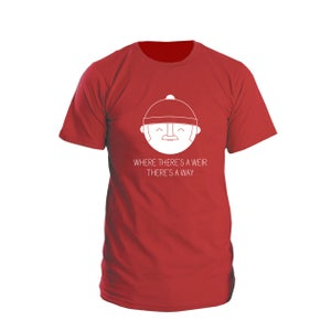 "Image of ""Where there's a Weir there's a Way"" Tshirt"