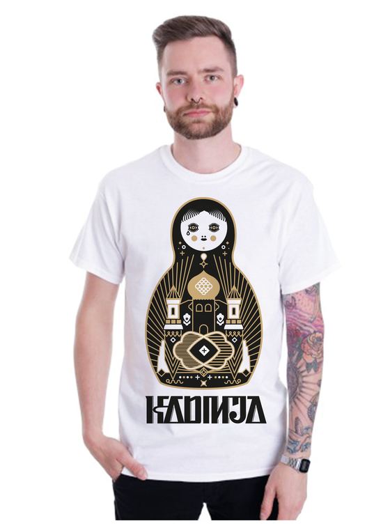 "Image of KADINJA ""DOLL"" TEE"