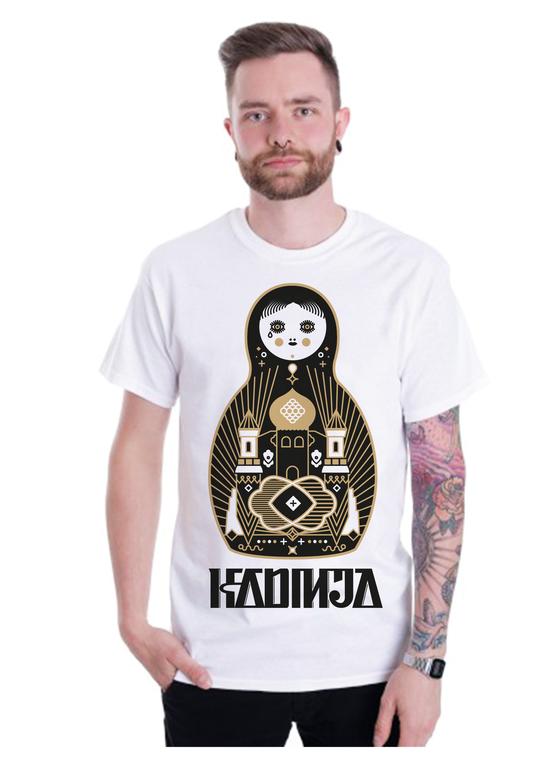 """Image of KADINJA """"DOLL"""" TEE"""