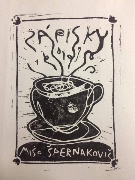 Image of Zápisky