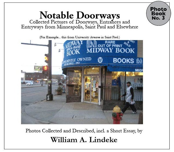"Image of ""Notable Doorways"", a collection of doorway and entrance photography"