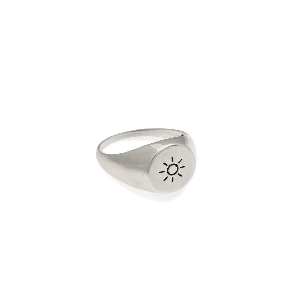 Image of Sun Seal Ring