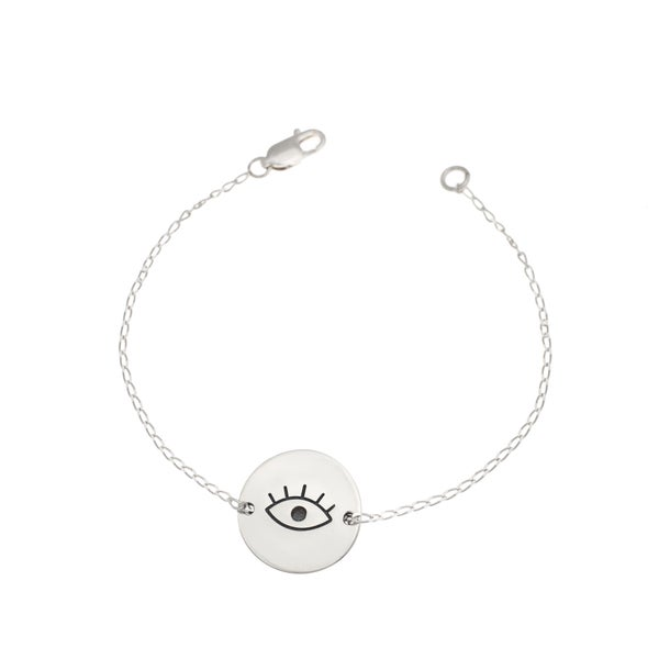 Image of Big Eye Soft Bracelet