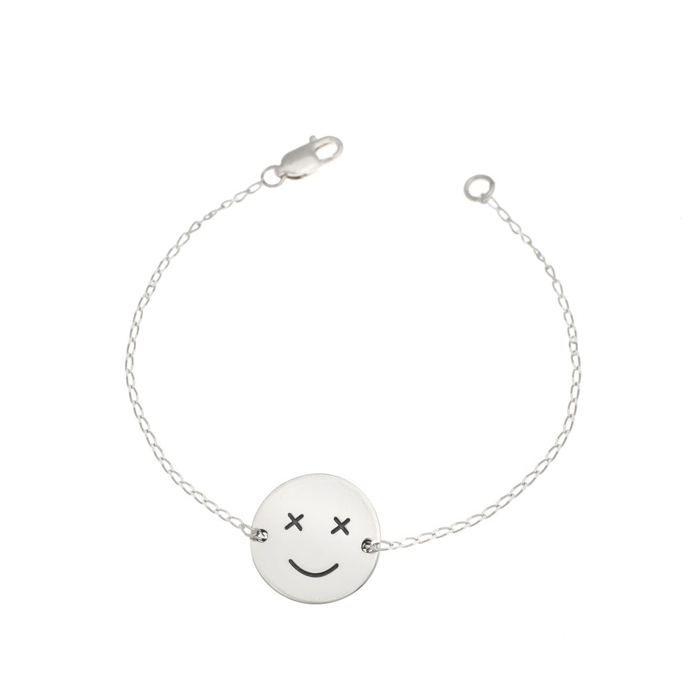 Image of Big Smile Soft Bracelet