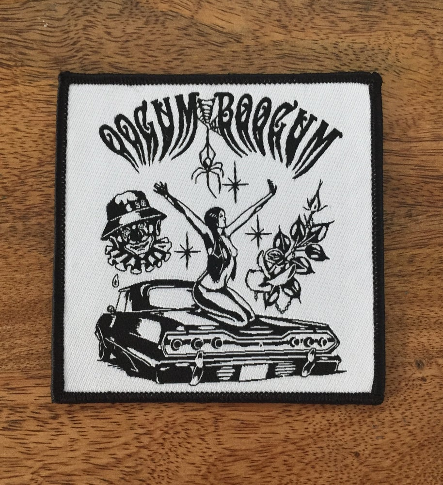 Image of OOGUM BOOGUM PATCH