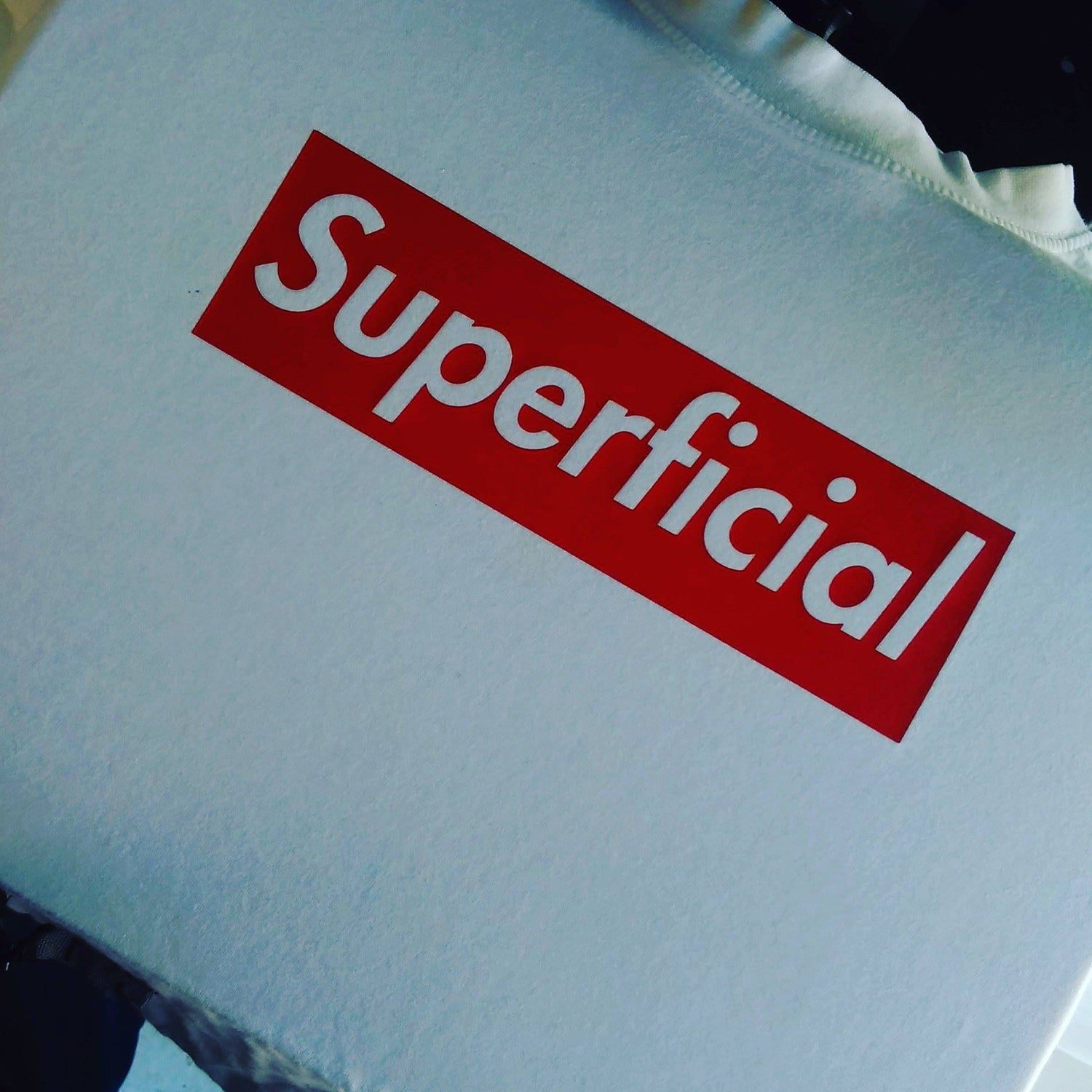 Image of SUPERFICIAL