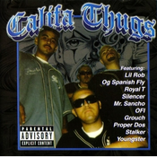 Image of Califa Thugs CLASSIC CD