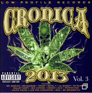 Image of Cronica 2013 Vol.3 CLASSIC CDS