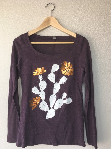 Image of PRICKLY PEAR long sleeve