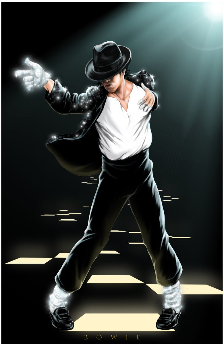 Image of The King of Pop