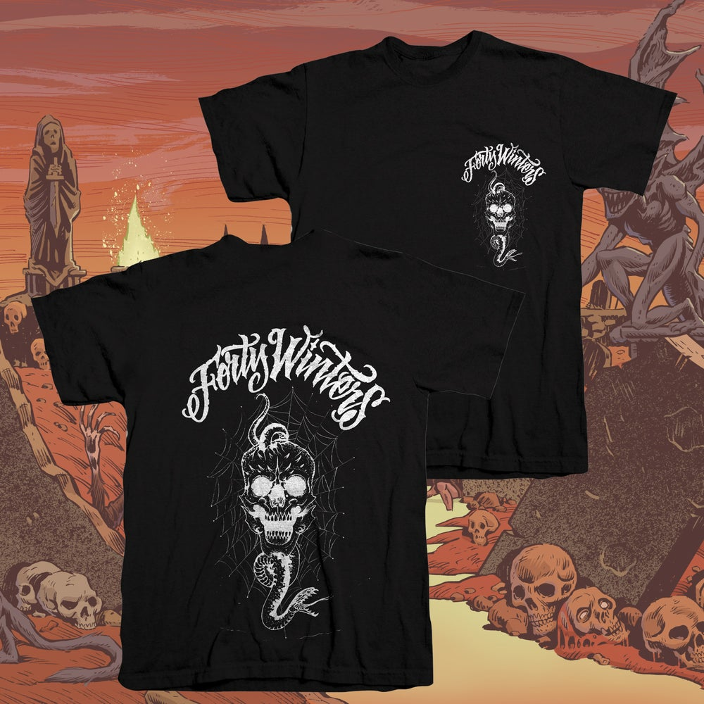 Image of Looming Serpent Shirt