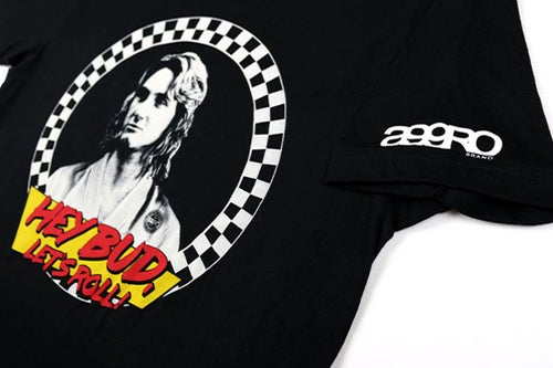 "Image of AGGRO Brand ""Hey Bud"" T-Shirt"