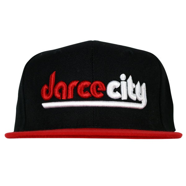 "Image of AGGRO Brand ""DarceCity"" Snapback Hat"