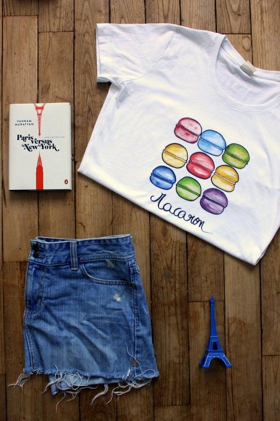 Image of Macaron Madness T-Shirt