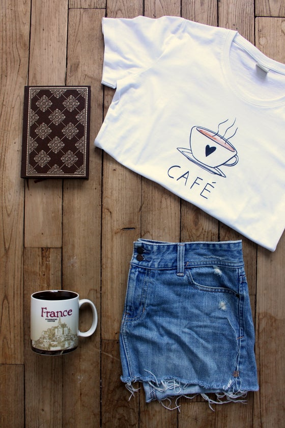 Image of Café Break T-Shirt