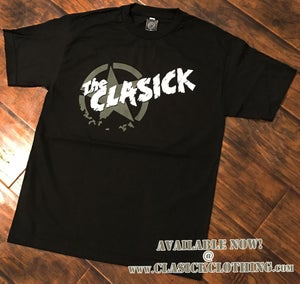 "Image of The Clasick- ""Clash 77"" T-Shirt"