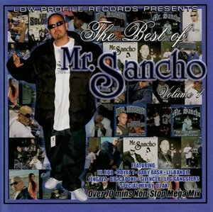 Image of The Best Of Mr. Sancho Vol. 1