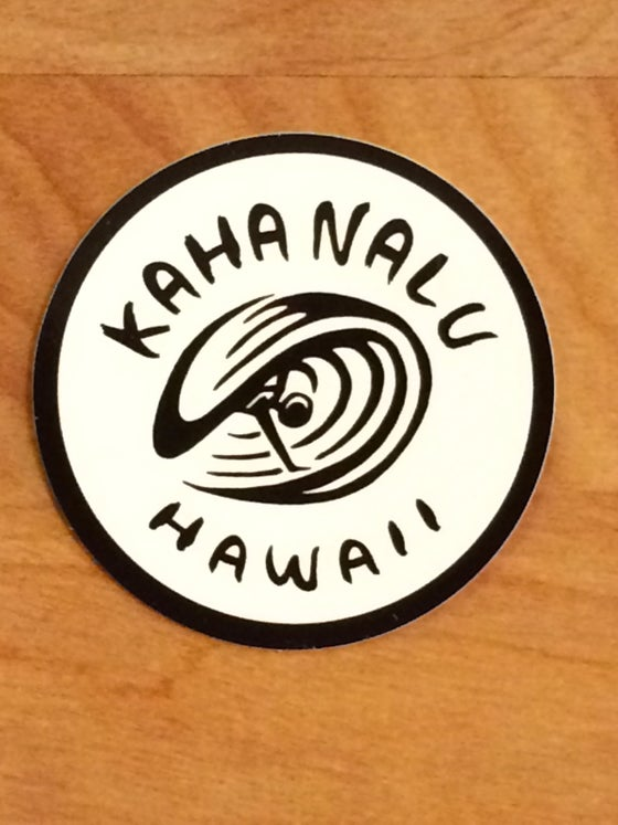 Image of KNH Round Sticker -