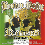 Image of Brown Pride Riders Vol. 2