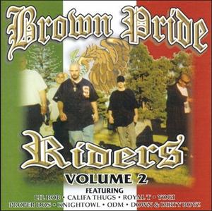 Image of Brown Pride Riders Vol. 2