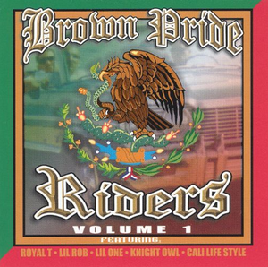 Image of Brown Pride Riders Vol. 1