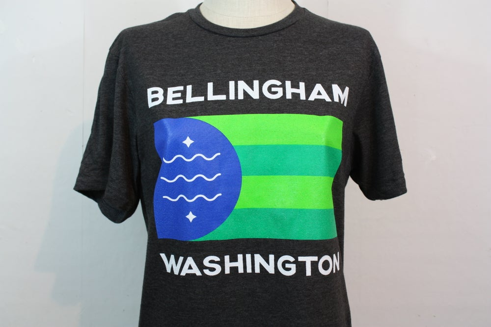 Image of Bellingham Flag Shirt