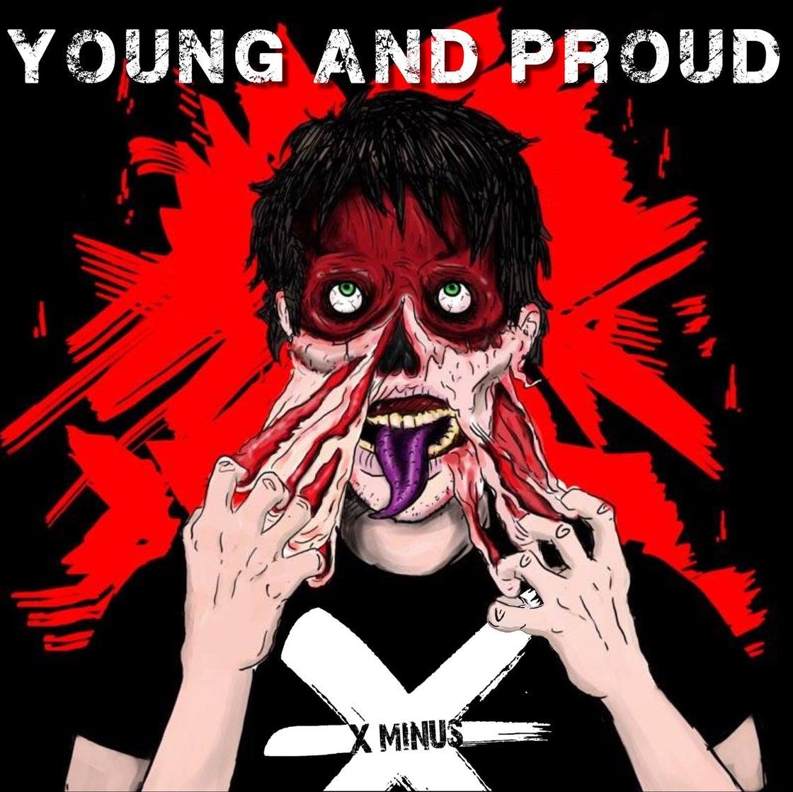 Image of X MINUS EP Digital