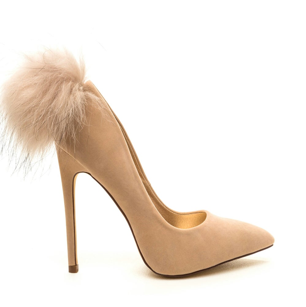 Image of MONROE - NUDE PUMP