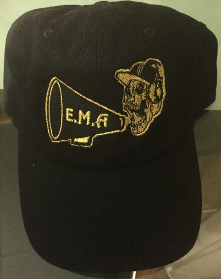 Image of Black and Gold Dad Hat