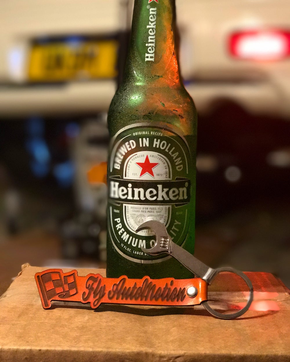 Image of FAM Wrench Bottle Opener