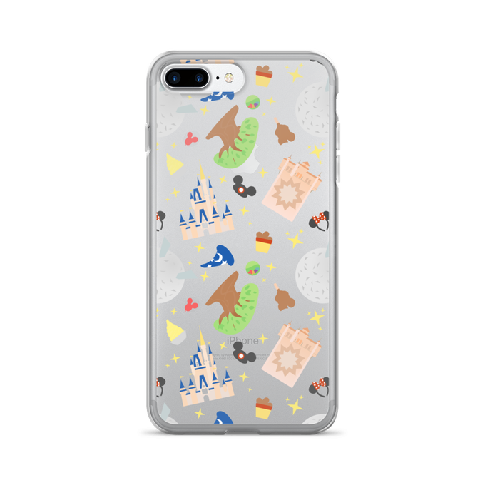Image of The World - iPhone Case