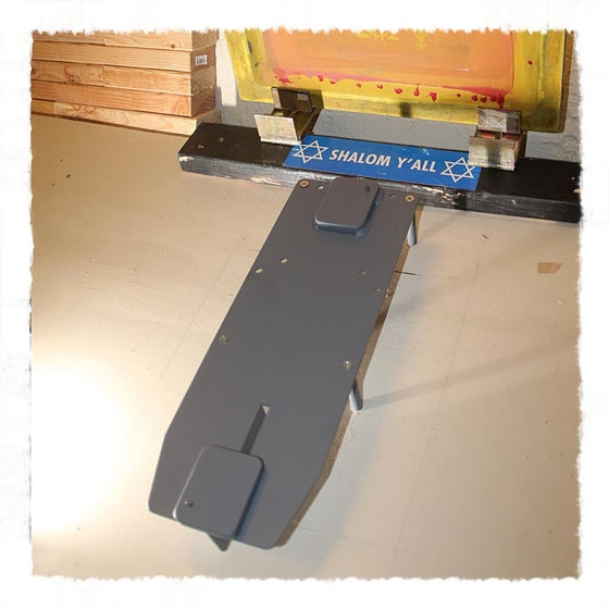 Image of THE SKATE MATE - Tabletop Platen