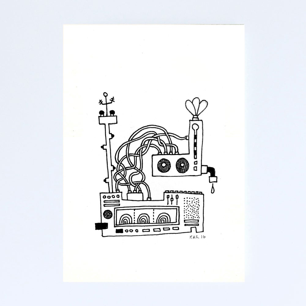Image of 22.des mini drawing