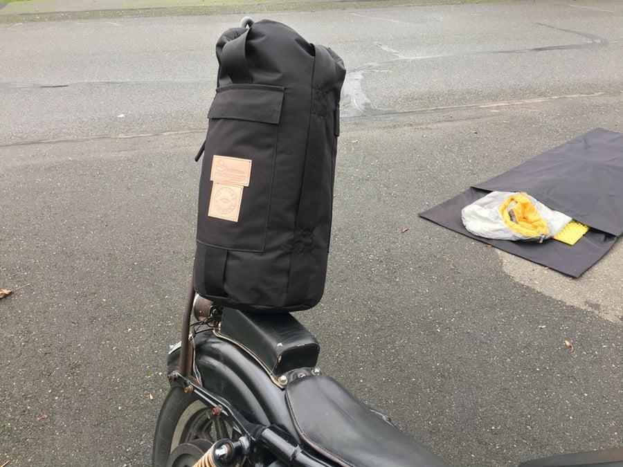 Image of VOODOO Sissy Bar Bag