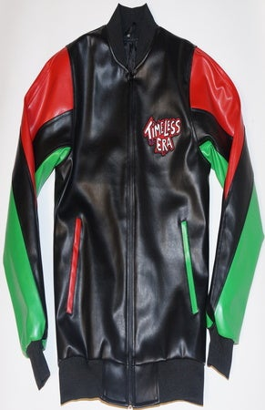 Image of Kings Leather Bomber
