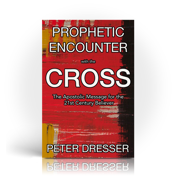 """Image of """"Prophetic Encounters with the Cross"""" - Peter Dresser"""