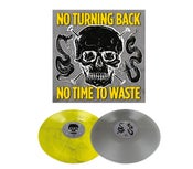 Image of NO TIME TO WASTE - PRE ORDER 1 LP