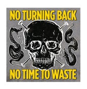 Image of NO TIME TO WASTE - PRE ORDER CD