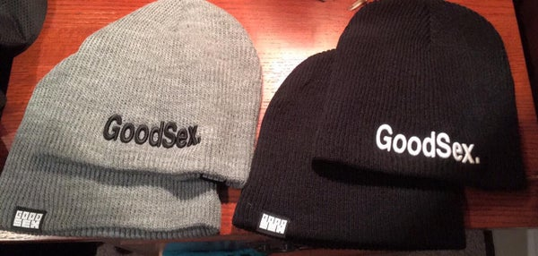 Image of GoodSex Sock Beanie