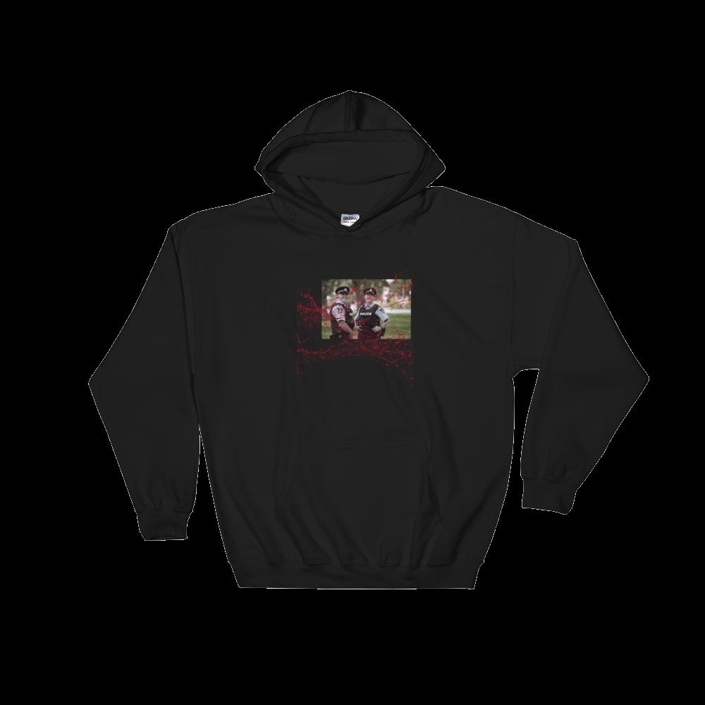Image of blood pack 1 (hoodie)
