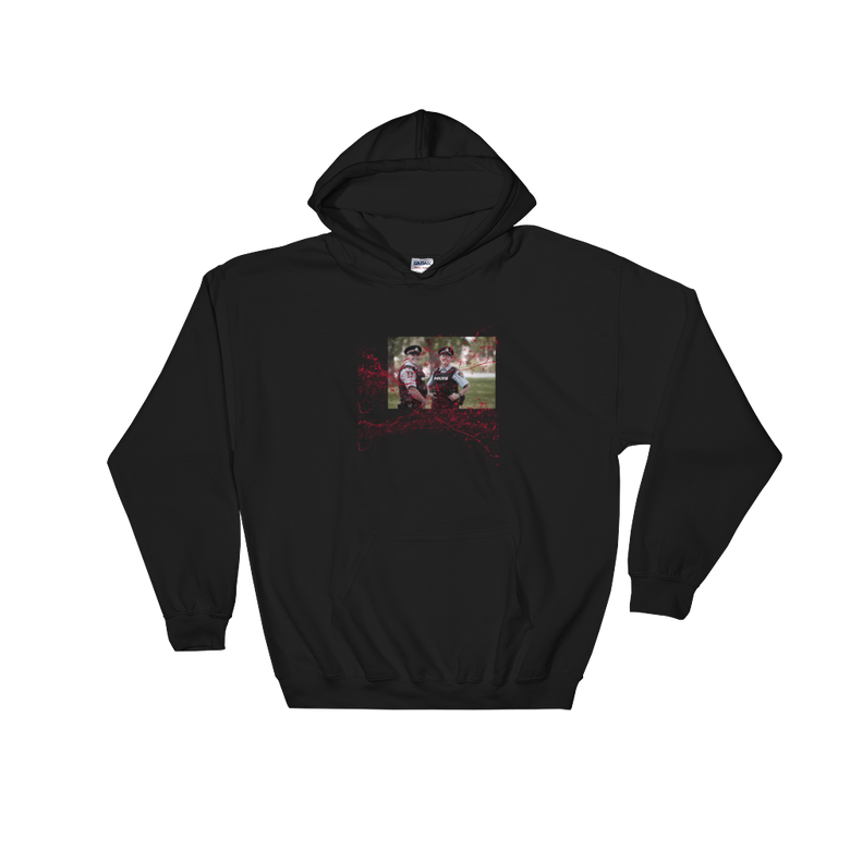 Image of blood pack 1 (hoodie)