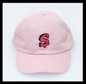 Image of Savage Tour Dad Hat Pink ( Hot Pink )