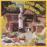 Image of Aggravated Music BBQ Sampler - CD