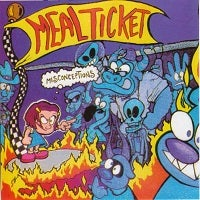 Image of Mealticket - Misconceptions - CD