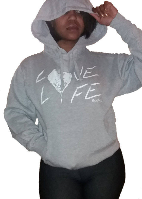 Image of Love Life Collection - Love Life Pullover Hoodie