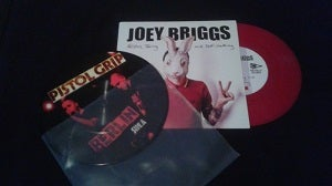 "Image of Pistol Grip/Joey Briggs 7"" Vinyl Bundle"