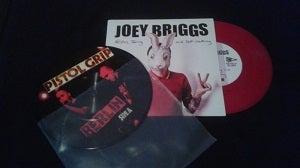 """Image of Pistol Grip/Joey Briggs 7"""" Vinyl Bundle"""