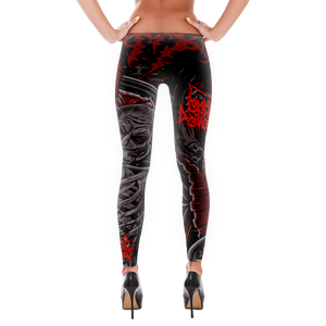 Image of Embryonic Devourment - Evil Reptile - Leggings