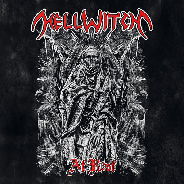 "Image of HELLWITCH ""At Rest"" 7"" EP"