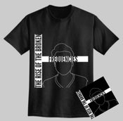 Image of Frequencies T-Shirt w/ CD